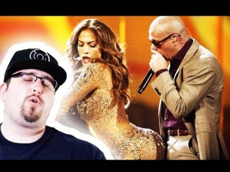 Pitbull feat Jennifer Lopez & Claudia Leitte We Are One Ole Ola Music Video (Comment Patrol)
