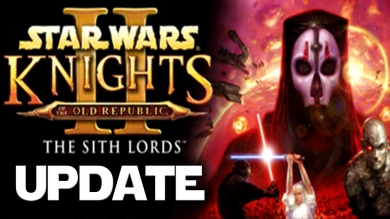 KOTOR 2 Gets an Update... Is it a KOTOR 3 Hint?[Dash Star]